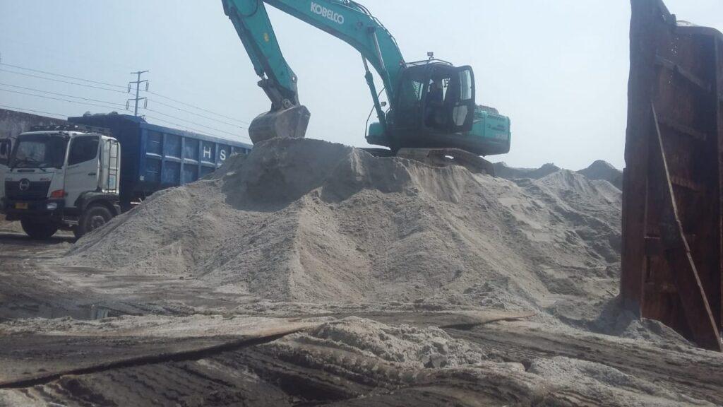 Supplier pasir putih bangka di Jakarta Pusat Hubungi 081294088800